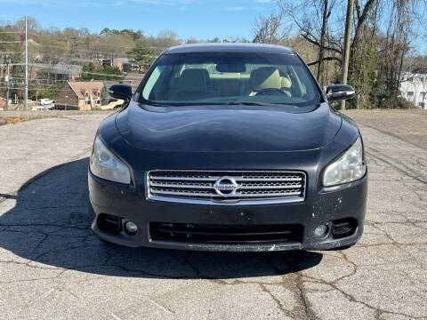 2011 Nissan Maxima for sale at Car ConneXion Inc in Knoxville TN