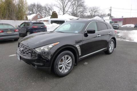 2010 Infiniti FX35 for sale at FBN Auto Sales & Service in Highland Park NJ
