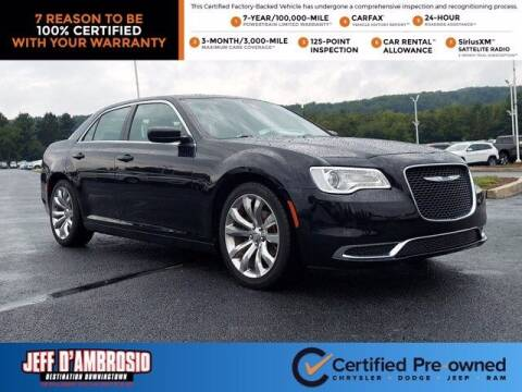 2017 Chrysler 300 for sale at Jeff D'Ambrosio Auto Group in Downingtown PA