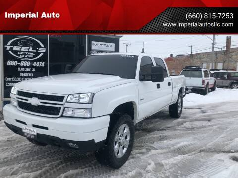 2007 Chevrolet Silverado 2500HD Classic for sale at Imperial Auto of Marshall in Marshall MO