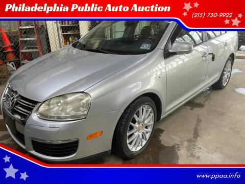 2008 Volkswagen Jetta for sale at Philadelphia Public Auto Auction in Philadelphia PA
