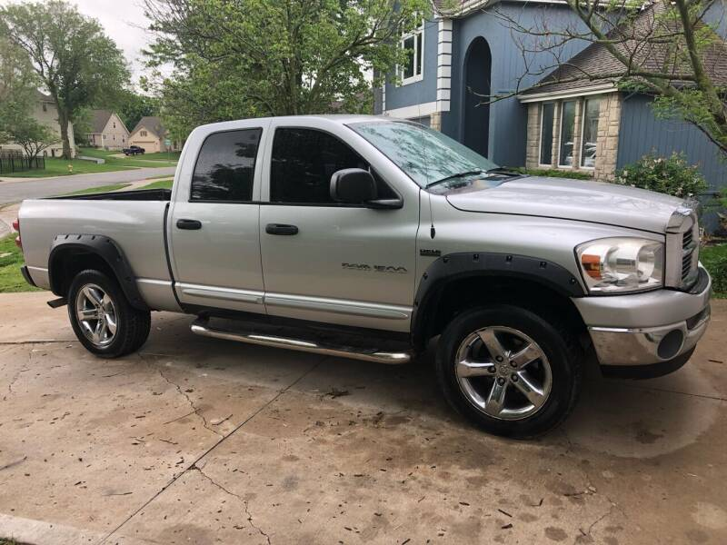2007 Dodge Ram Pickup 1500 for sale at Nice Cars in Pleasant Hill MO