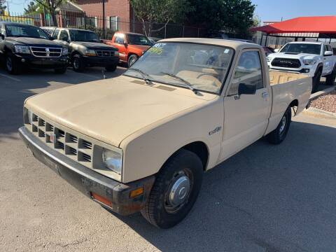 1983 Isuzu Pickup for sale at Legend Auto Sales in El Paso TX