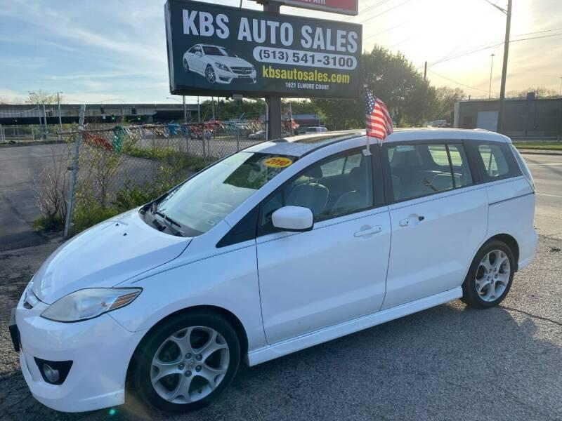 2010 Mazda MAZDA5 for sale at KBS Auto Sales in Cincinnati OH