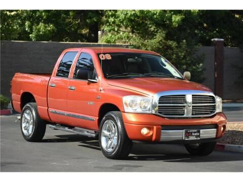 2008 Dodge Ram Pickup 1500 for sale at A-1 Auto Wholesale in Sacramento CA