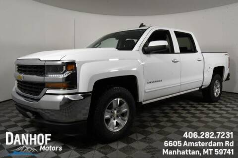 2018 Chevrolet Silverado 1500 for sale at Danhof Motors in Manhattan MT
