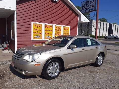 2007 Chrysler Sebring for sale at Mack's Autoworld in Toledo OH