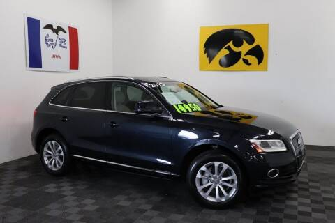 2013 Audi Q5 for sale at Carousel Auto Group in Iowa City IA