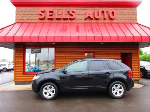 2014 Ford Edge for sale at Sells Auto INC in Saint Cloud MN