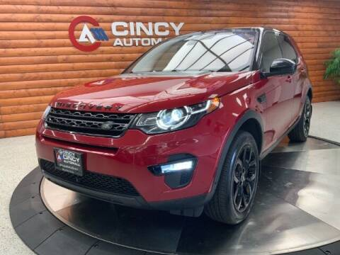2016 Land Rover Discovery Sport for sale at Dixie Motors in Fairfield OH
