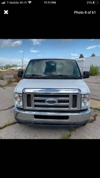 2013 Ford E-Series Wagon for sale at Worldwide Auto Sales in Fall River MA