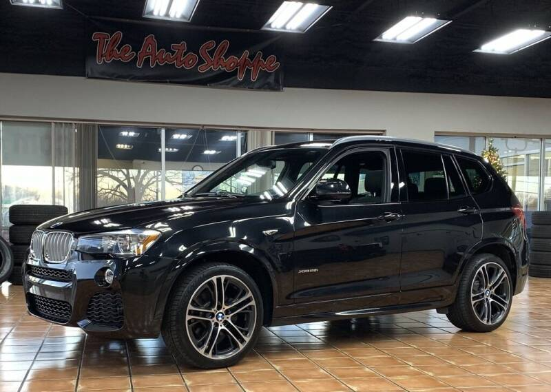 2016 BMW X3 for sale at The Auto Shoppe in Springfield MO