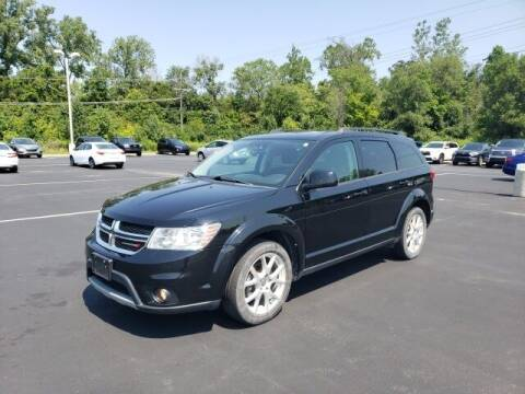 2016 Dodge Journey for sale at White's Honda Toyota of Lima in Lima OH