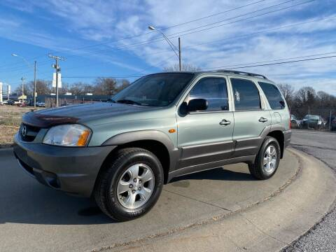 2003 Mazda Tribute for sale at Xtreme Auto Mart LLC in Kansas City MO
