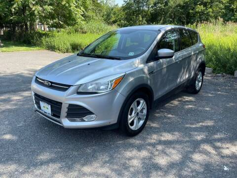 2016 Ford Escape for sale at Crazy Cars Auto Sale in Jersey City NJ