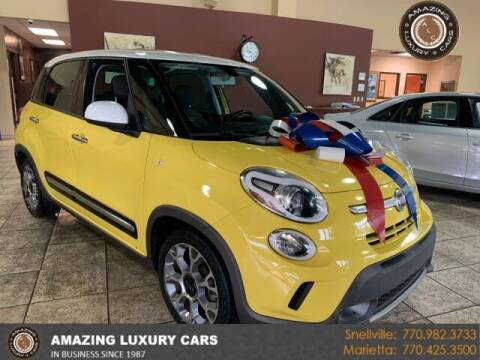 2014 FIAT 500L for sale at Amazing Luxury Cars in Snellville GA