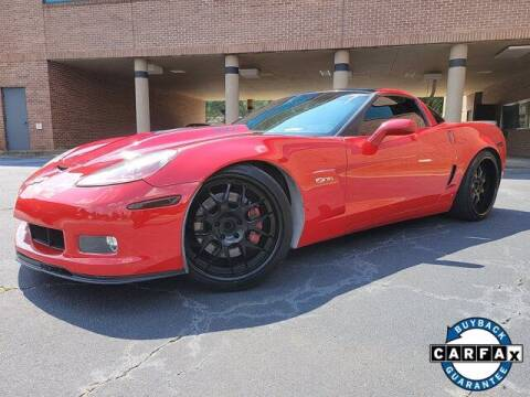 2007 Chevrolet Corvette for sale at Carma Auto Group in Duluth GA