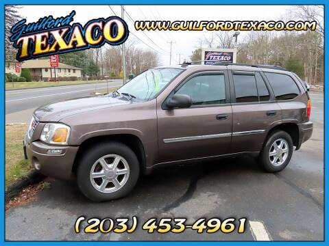 2008 GMC Envoy for sale at GUILFORD TEXACO in Guilford CT