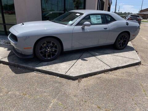 2021 Dodge Challenger for sale at CROWN  DODGE CHRYSLER JEEP RAM FIAT in Pascagoula MS