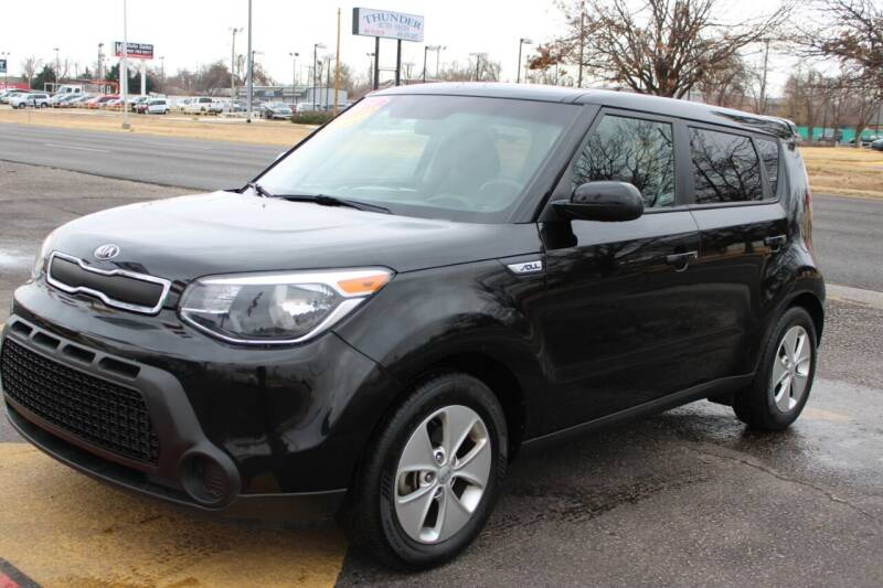 2015 Kia Soul for sale at 1st Choice Auto L.L.C in Oklahoma City OK