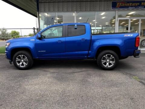 2019 Chevrolet Colorado for sale at Painter's Mitsubishi in Saint George UT