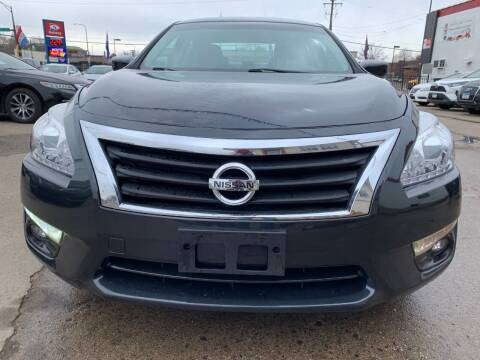2015 Nissan Altima for sale at Minuteman Auto Sales in Saint Paul MN