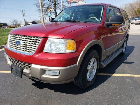 2004 Ford Expedition for sale at Used Auto LLC in Kansas City MO