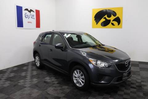 2014 Mazda CX-5 for sale at Carousel Auto Group in Iowa City IA