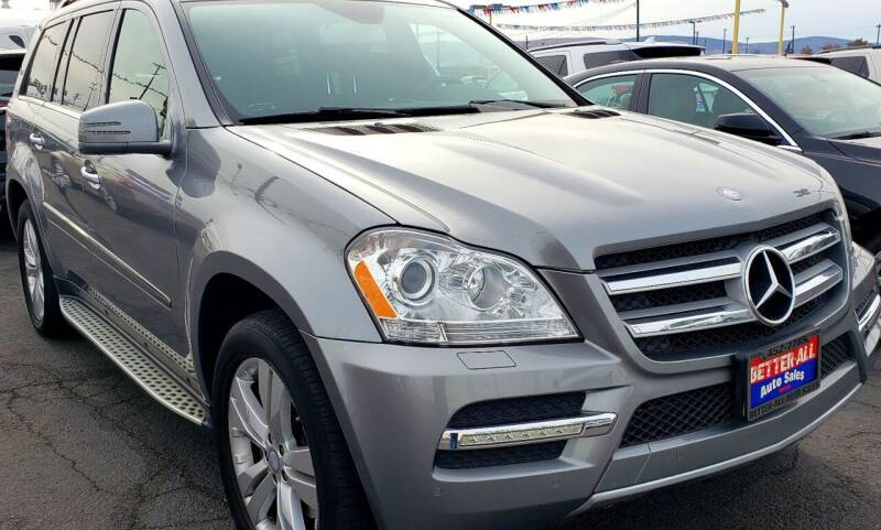 2012 Mercedes-Benz GL-Class for sale at Better All Auto Sales in Yakima WA