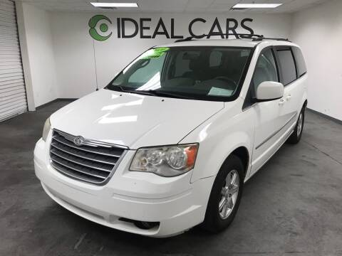 2010 Chrysler Town and Country for sale at Ideal Cars Broadway in Mesa AZ