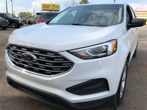 2019 Ford Edge for sale at Atlantic Auto Sales in Garner NC