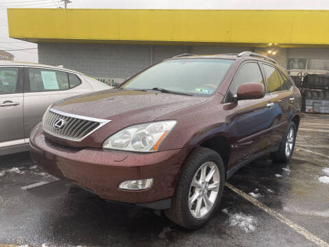 2008 Lexus RX 350 for sale at McNamara Auto Sales - Kenneth Road Lot in York PA