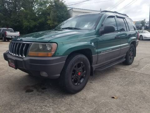 1999 Jeep Grand Cherokee for sale at Import Performance Sales - Henderson in Henderson NC