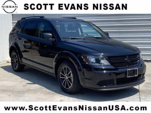 2018 Dodge Journey for sale at Scott Evans Nissan in Carrollton GA