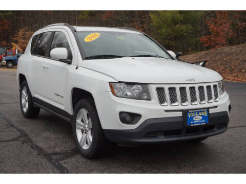 2014 Jeep Compass for sale at VILLAGE MOTORS in South Berwick ME