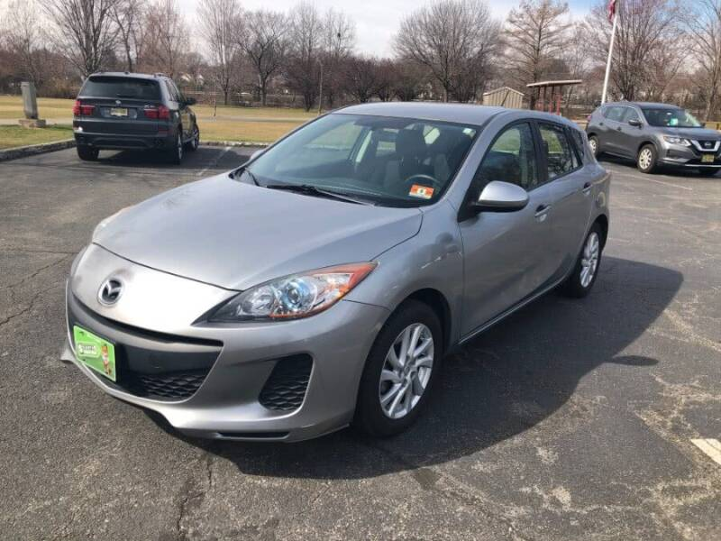 2012 Mazda MAZDA3 for sale at Cars With Deals in Lyndhurst NJ
