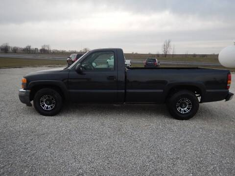 2005 GMC Sierra 1500 for sale at All Terrain Sales in Eugene MO