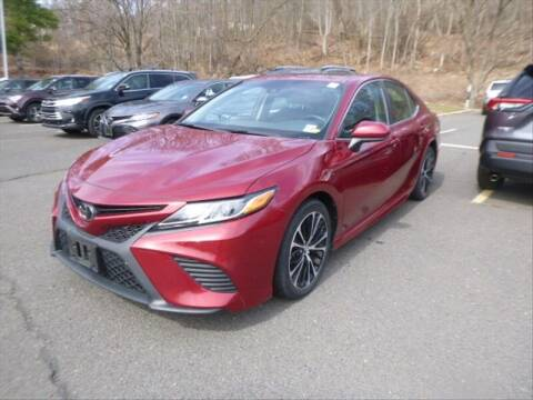 2018 Toyota Camry for sale at Advantage Auto Brokers in Hasbrouck Heights NJ