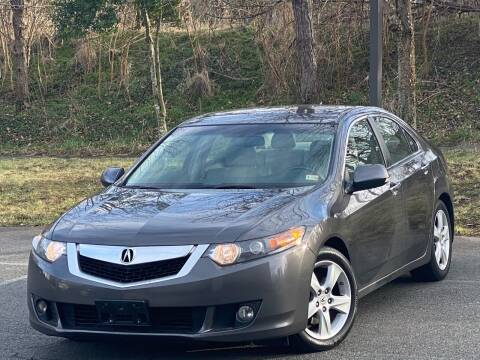 2009 Acura TSX for sale at Diamond Automobile Exchange in Woodbridge VA