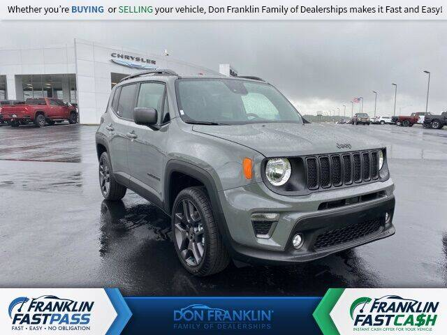 2021 Jeep Renegade for sale in Campbellsville, KY