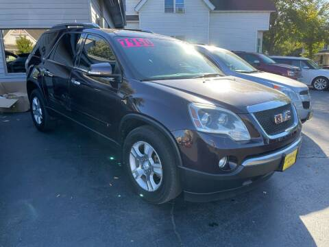 2009 GMC Acadia for sale at AFFORDABLE AUTO, LLC in Green Bay WI