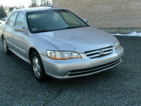 2002 Honda Accord for sale at Cars R Us Of Kingston in Kingston NH