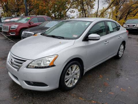 2013 Nissan Sentra for sale at Real Deal Auto Sales in Manchester NH