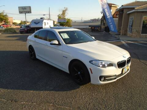 2016 BMW 5 Series for sale at Team D Auto Sales in Saint George UT