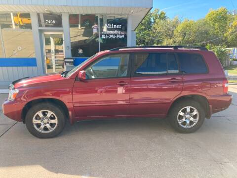 2006 Toyota Highlander for sale at GRC OF KC in Gladstone MO