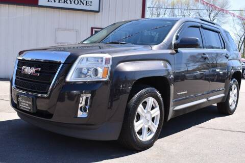 2015 GMC Terrain for sale at Dealswithwheels in Inver Grove Heights/Hastings MN