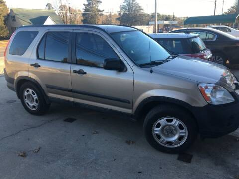 2006 Honda CR-V for sale at Mocks Auto in Kernersville NC