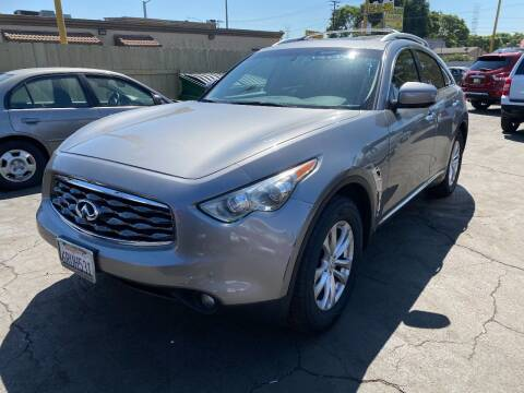 2011 Infiniti FX35 for sale at Crown Auto Inc in South Gate CA