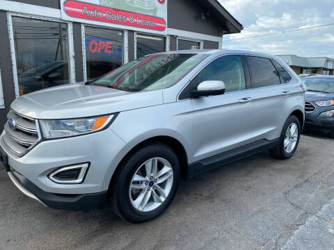 2016 Ford Edge for sale at Martins Auto Sales in Shelbyville KY