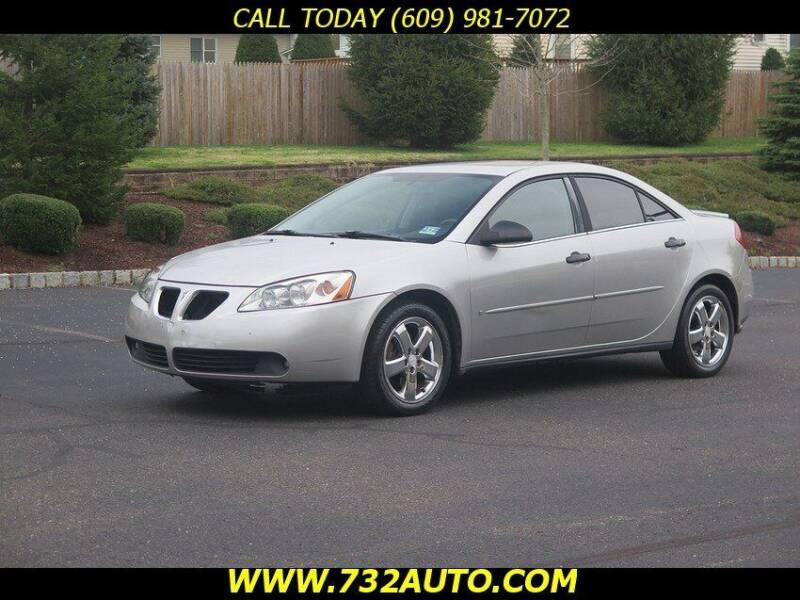 2006 Pontiac G6 for sale at Absolute Auto Solutions in Hamilton NJ
